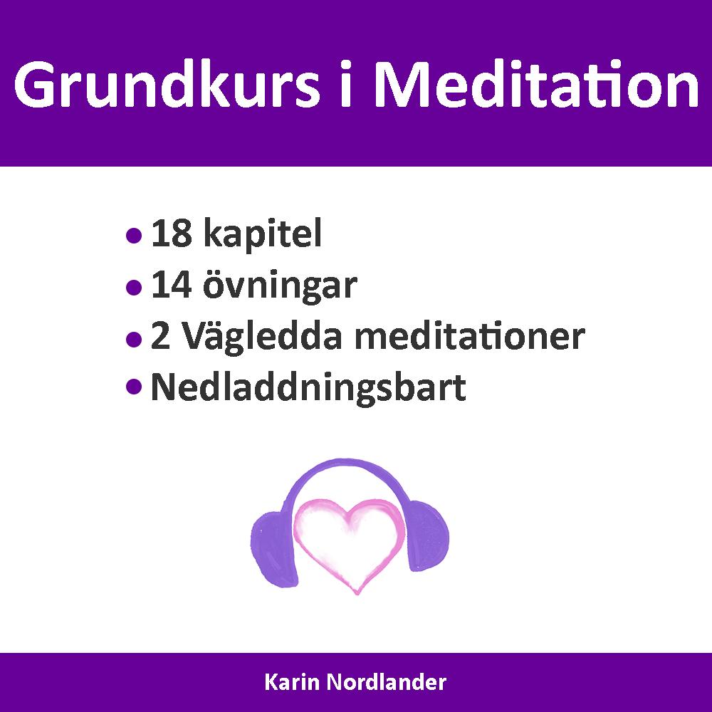 Grundkurs i Meditation